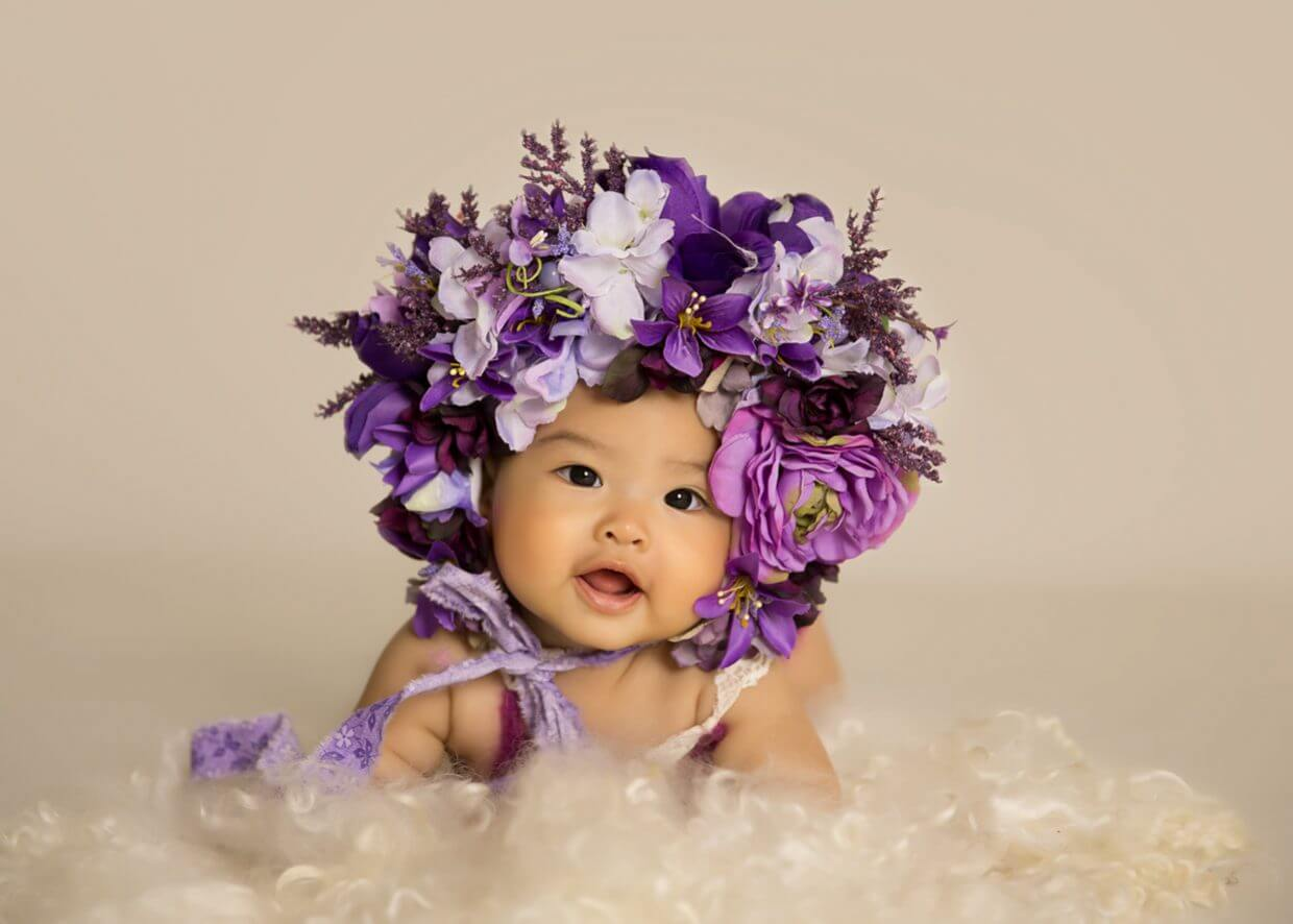 Apolonia Photography Baby Photography Session